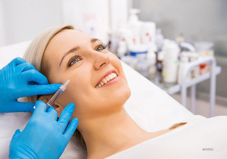 Injectable Fillers Model